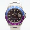 Rolex 1675 Long E Dial Brown Bezel Fuchsia