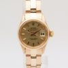 Rolex Lady-Datejust Rose Gold Elastic Bracelet 6917