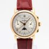 Breitling Montbrillant Triple Calendar Chronograph Moonphase Ref.1939