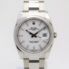 Rolex Oyster Perpetual Date 115200 New 08/2020
