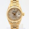 Rolex Oyster Perpetual Lady Date Diamonds