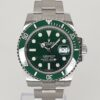 Rolex Submariner 116610LV Hulk Full Set
