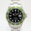 """Rolex Submariner """"Kermit"""" 16610LV Full Set"""