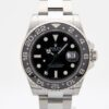 Rolex GMT-Master II Ref. 116710LN Box and Papers